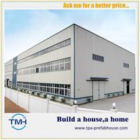 Simple Strong Prefab Steel Structure Building